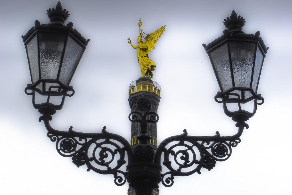 Fotoreise Berlin Siegessäule   © Bernd Wonde