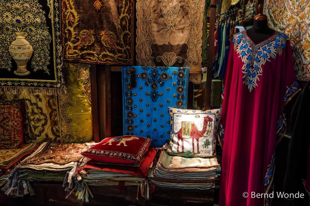 Fotoreise Dubai Gold- und Gewürzmarkt