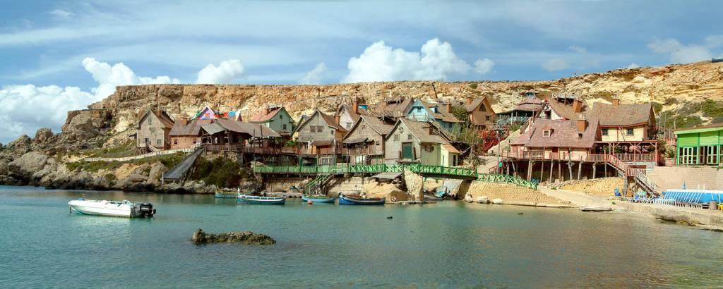 Hollywood auf Malta