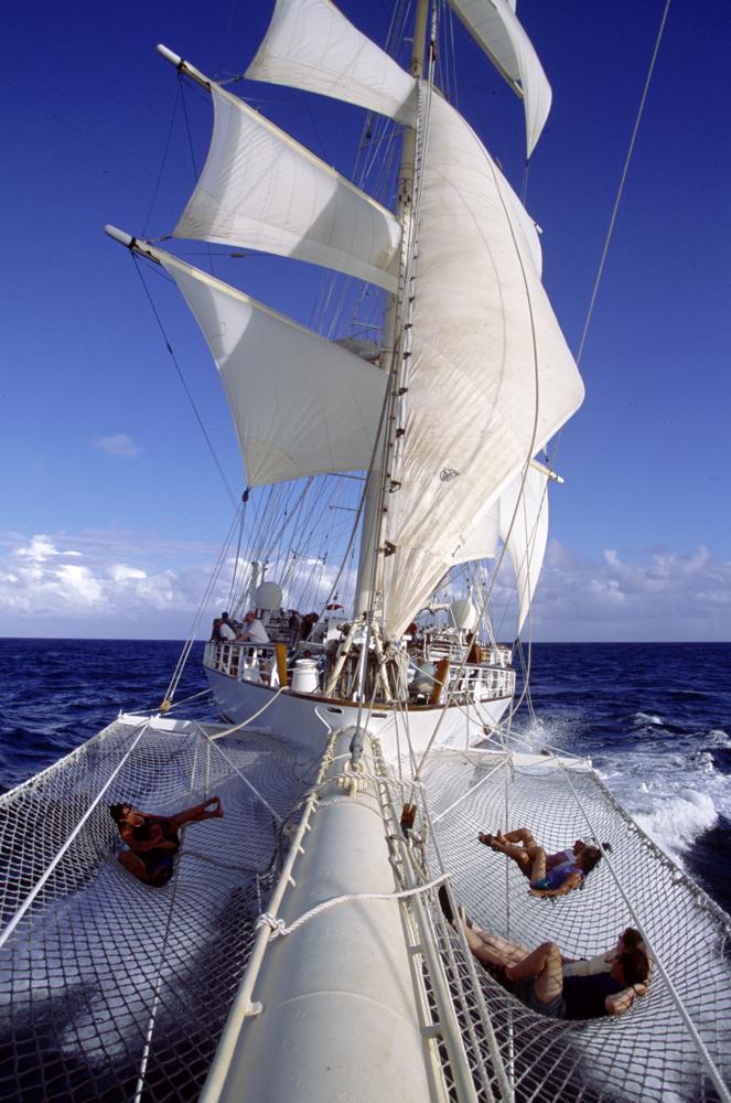 Ahoi Star Clipper! MeineTraum-Cruise unter vollen Segeln zwischen griechischen Inseln
