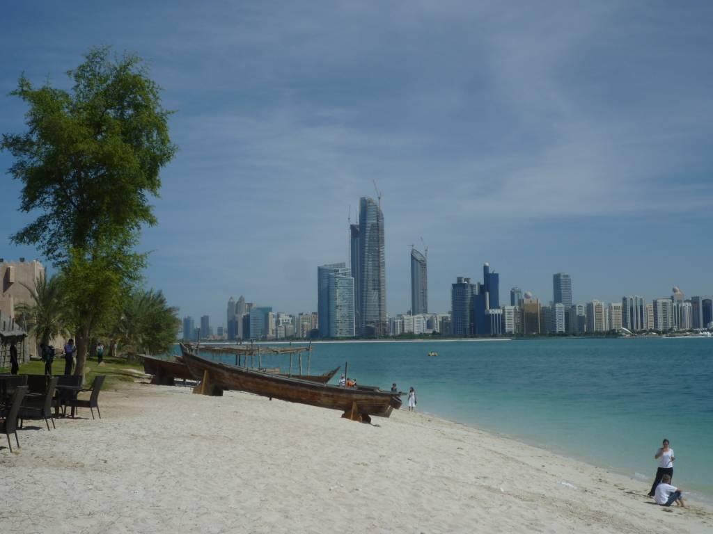 Abu Dhabi: Sonne, Gold und Formel 1