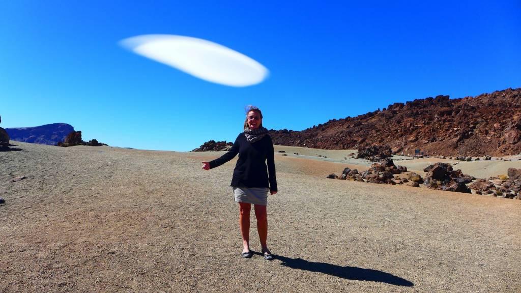 Großes Ufo-Spektakel – auch Aliens lieben Teneriffa