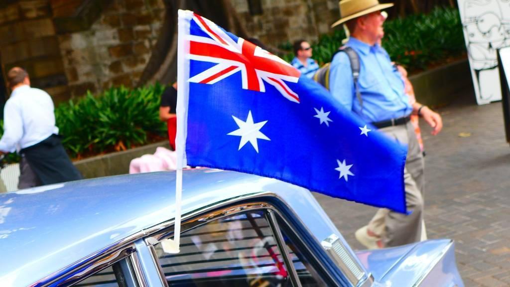 In Australien  leben 22 Millionen Menschen auf einer Fläche die 22 x größer als Deutschland ist
