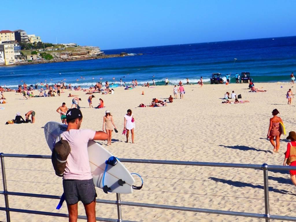 Sonne, Spaß und Surfen: Australien hat eine Küste mit von fast 26000 Kilometern