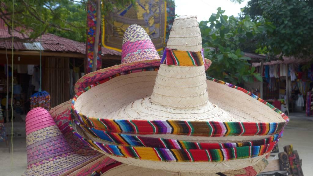 Mexiko – Sombrero, Tequila und der Ball