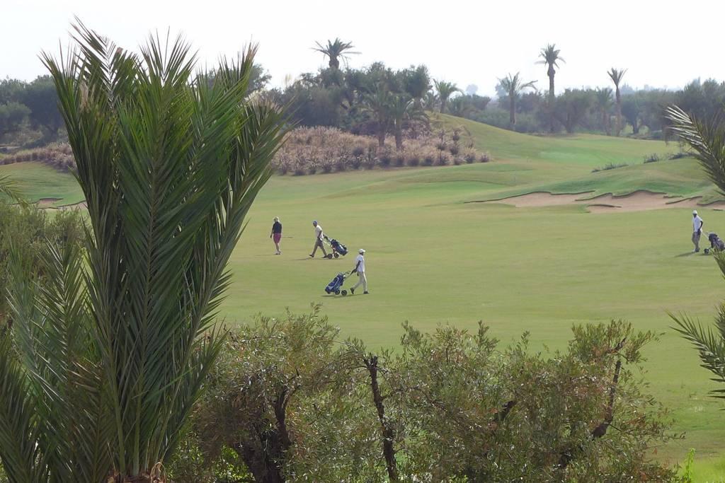 Der 18-Loch Golfplatz wurde von Cabell B. Robinson gestaltet