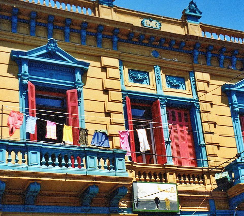 La Bocca Buenos Aires Argentinien
