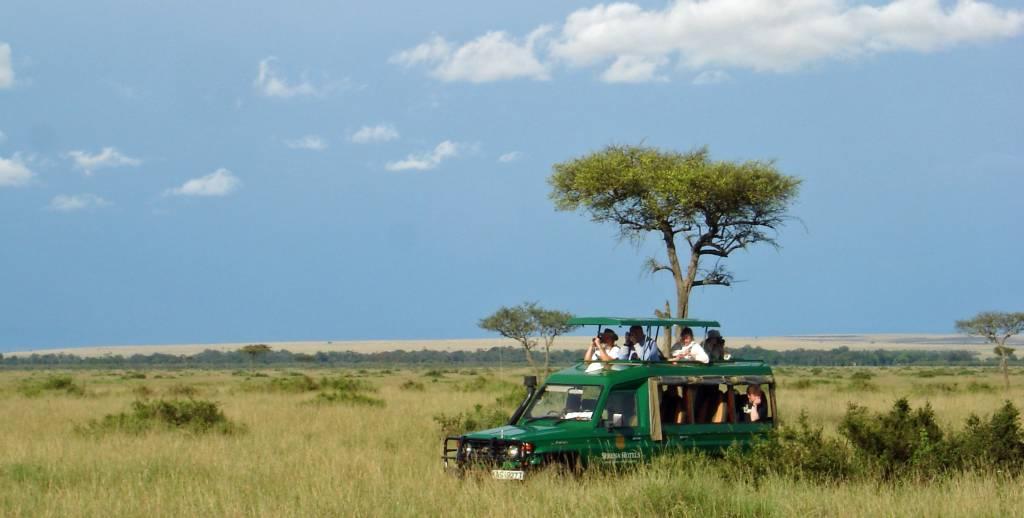 Fotoreise Kenia Löwenbeobachtung