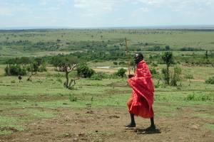 Safari Kenia Massai