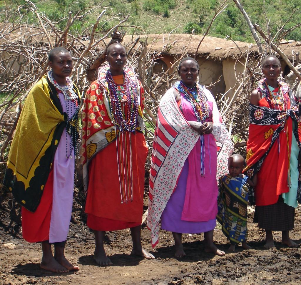 Fotosafari Kenia Massai