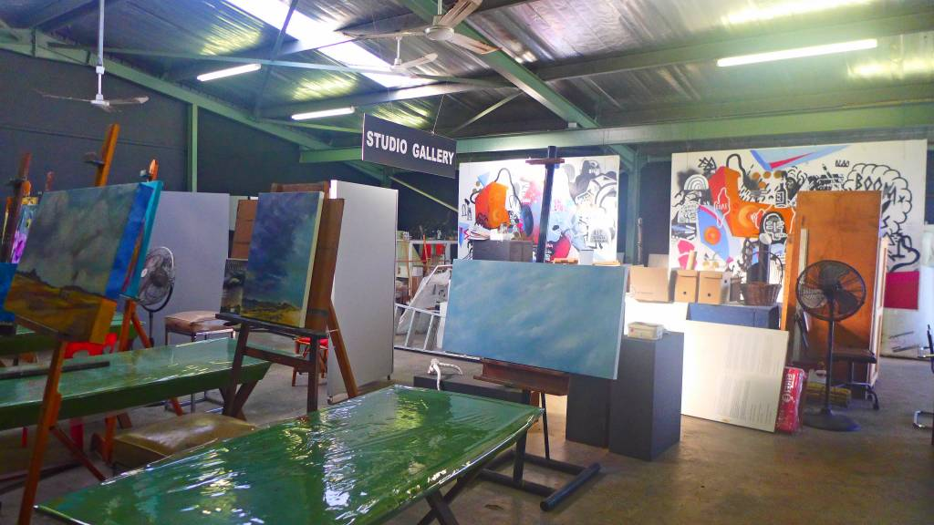 Studio Gallery Art Space in Durban