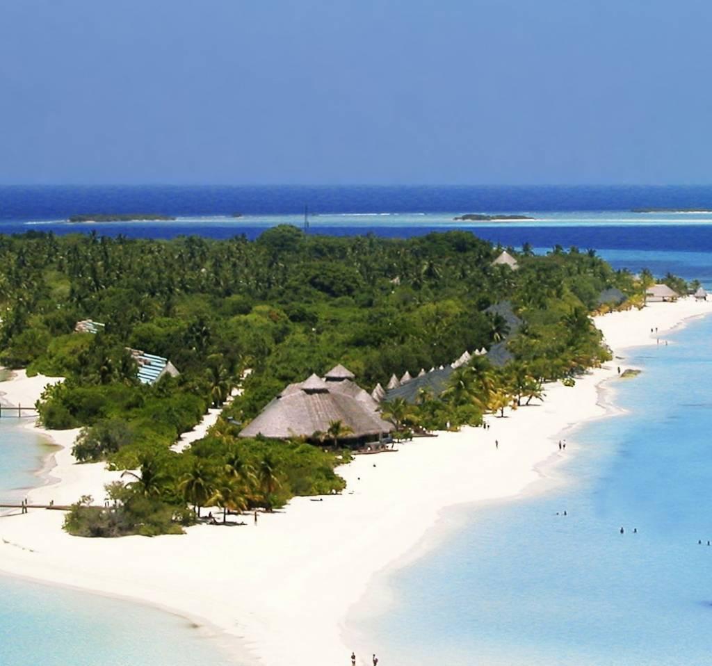 Robinson Island: Die Malediven-Insel Kuredu ist das beste TUI Hotel auf der Fernstrecke