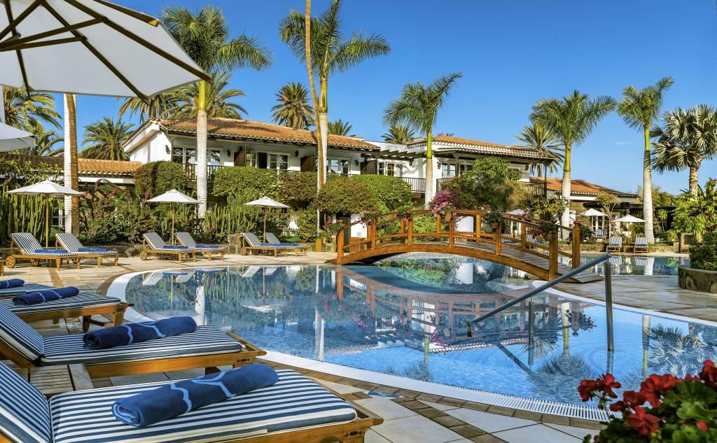 Ausgezeichnet mit dem TUI Holly Award wurde das Seaside Grand Hotel Residencia, Maspalomas, auf Gran Canaria