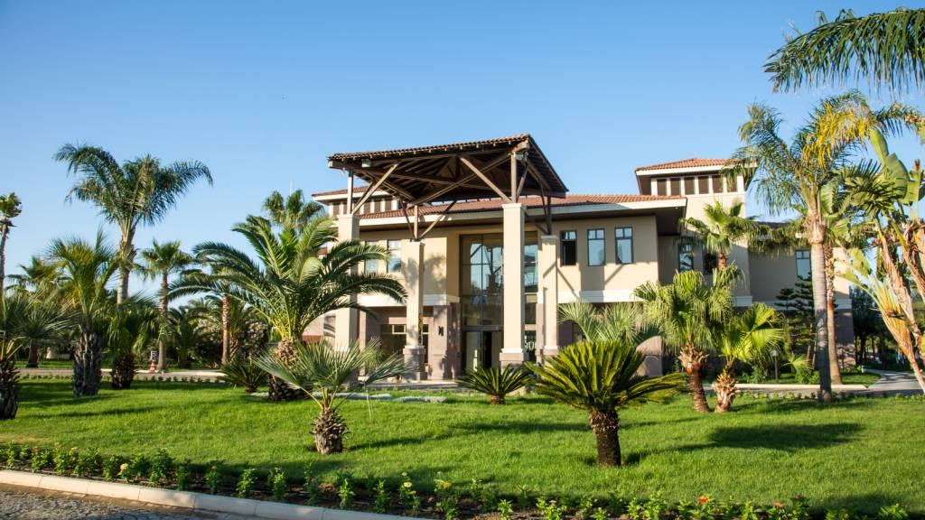 TUI Blue Palm Garden, Türkei ausgezeichnet als bestes Hotel im Raum östliches Mittelmeer Foto:TUI