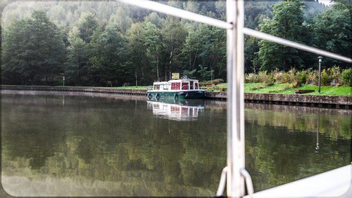 Hausboot-Tour auf dem Canal de la Marne au Rhin (Rhein-Marne-Kanal Foto: © Bernd Wonde